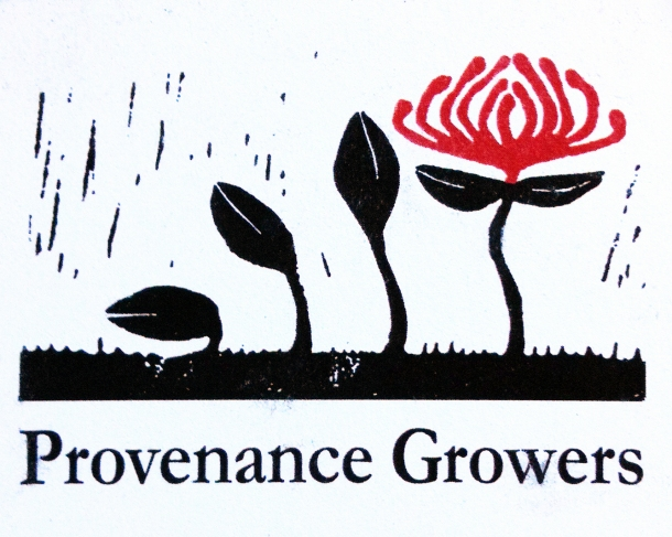 provenance growers logo